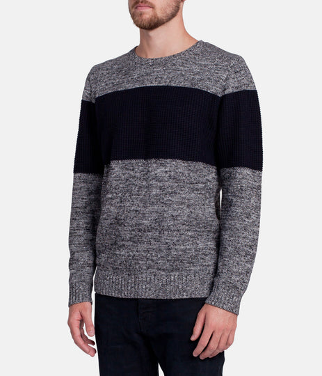 FLINDERS KNIT BLACK