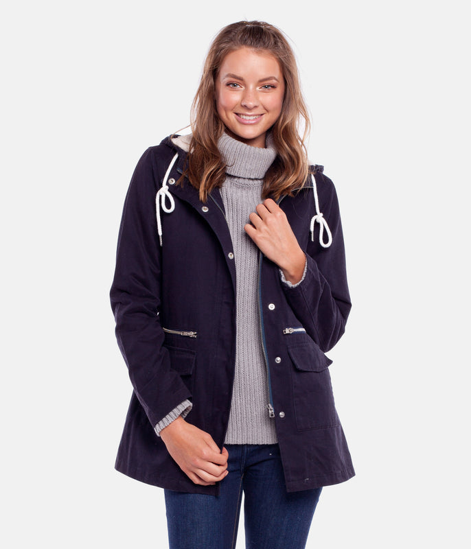 HIMALAYAS JACKET NAVY