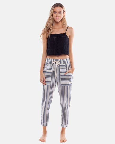HOLIDAY PANT NAVY