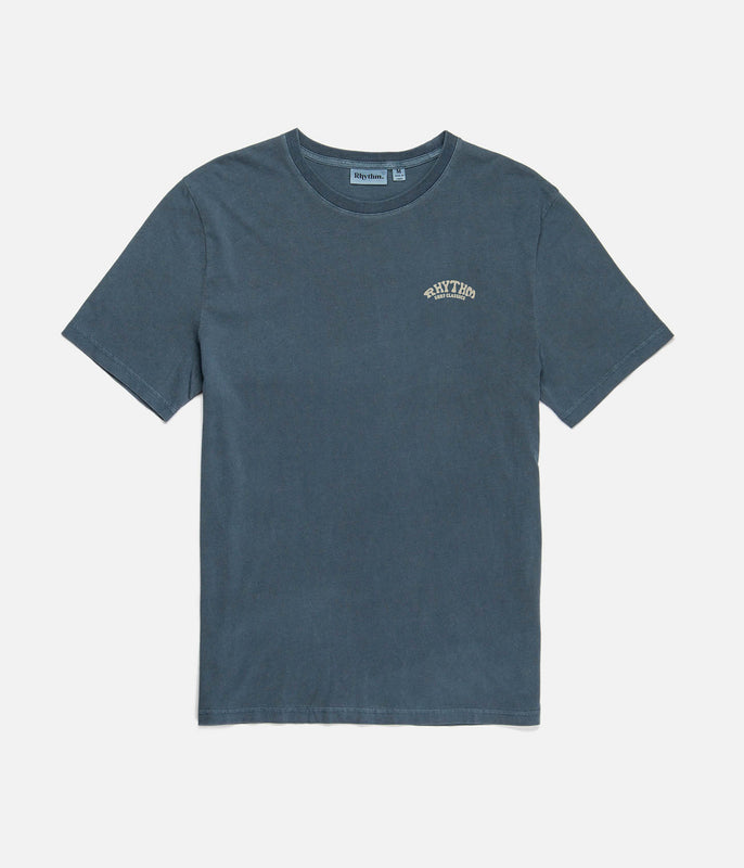 HERITAGE T-SHIRT CLASSIC BLUE