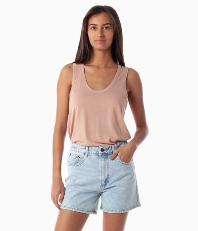 HUNTINGTON DENIM SHORT DENIM