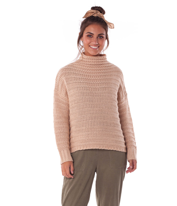DREAMER KNIT ROSEWATER
