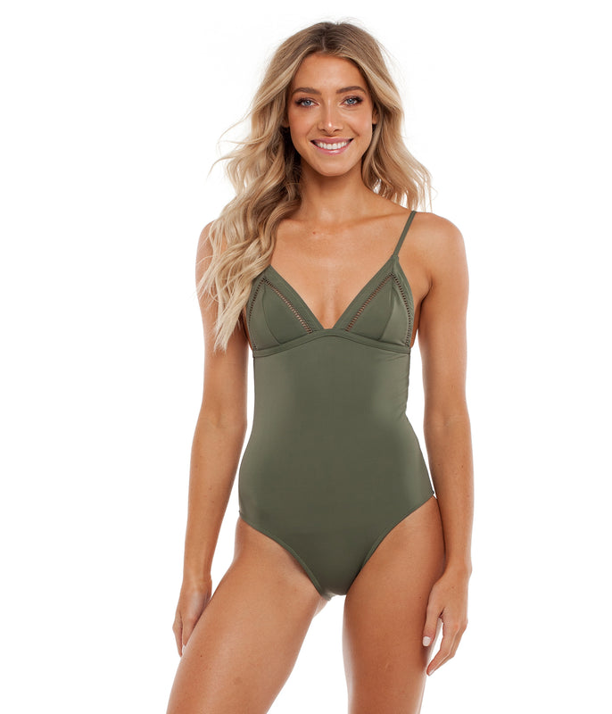 MY BRALETTE ONE PIECE SEAWEED