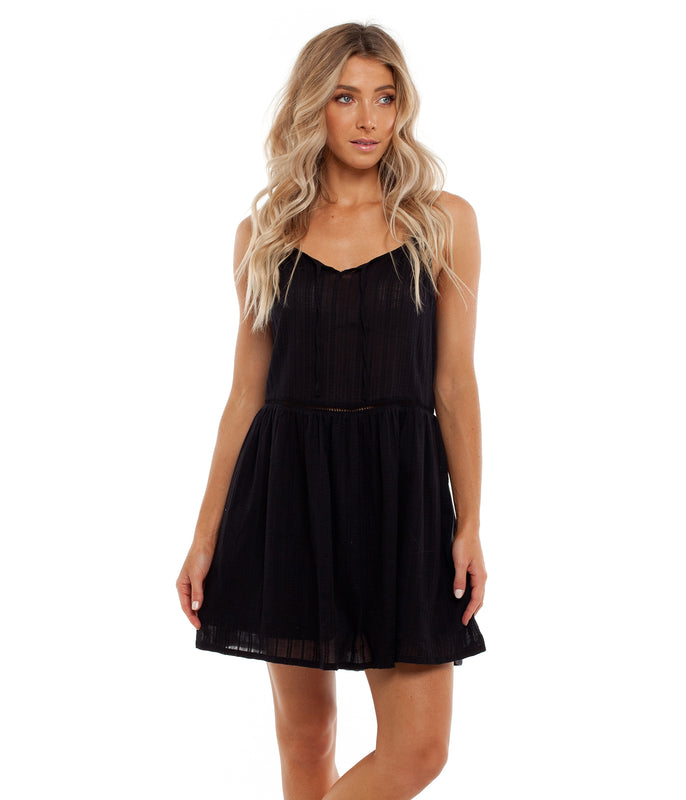 DAYDREAMER DRESS BLACK