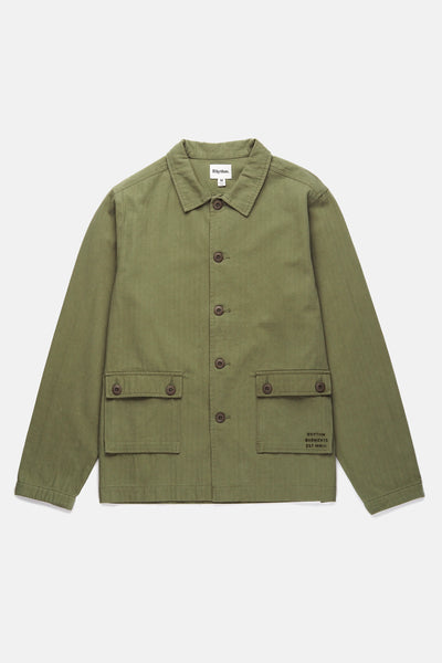 Surplus Jacket Olive