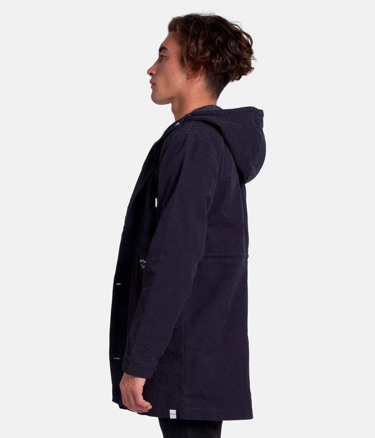 NEVERMIND JACKET CLASSIC NAVY