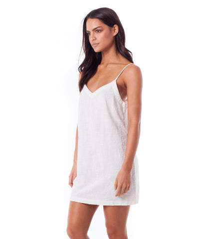 MALTA DRESS WHITE