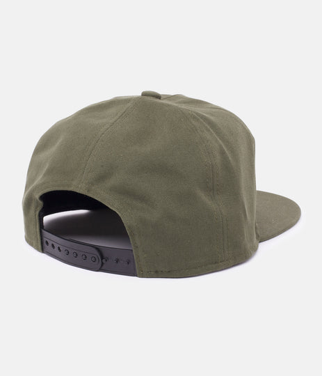 LOST AT SEA CAP OLIVE