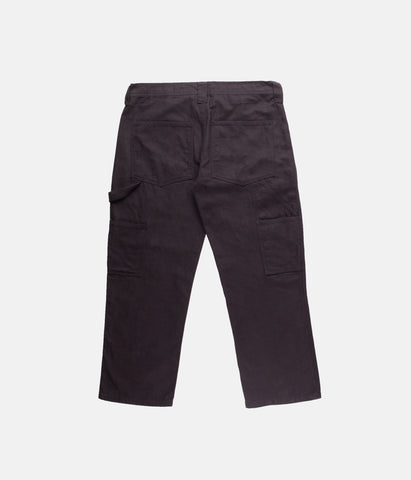 FIRST EDITION THE PAINTER PANT BLACK