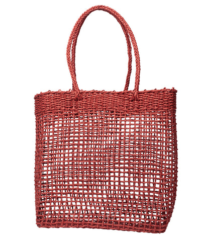 BUNGALOW BEACH BAG BRANDY