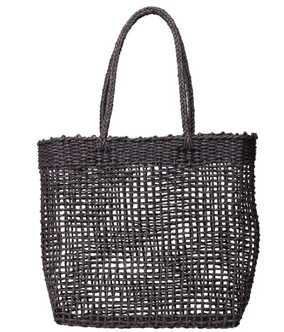 BUNGALOW BEACH BAG BLACK