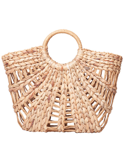 BIARRITZ BAG STRAW