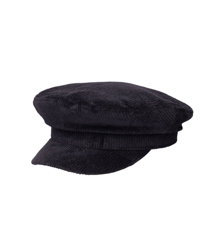 EDINBURGH HAT BLACK
