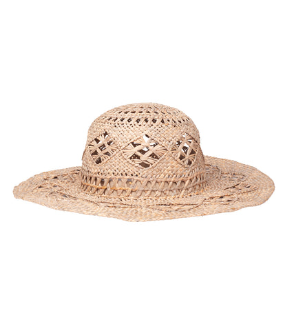 HONOLULU HAT STRAW