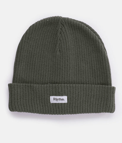 EVERYDAY BEANIE DUSTED OLIVE