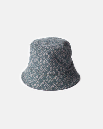 BOYS SEEDLING BUCKET HAT TEAL