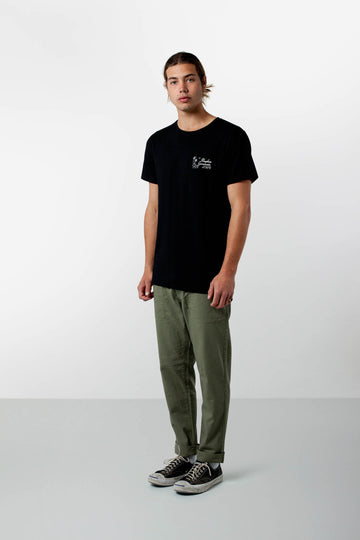 LOCAL SERVICE T-SHIRT BLACK