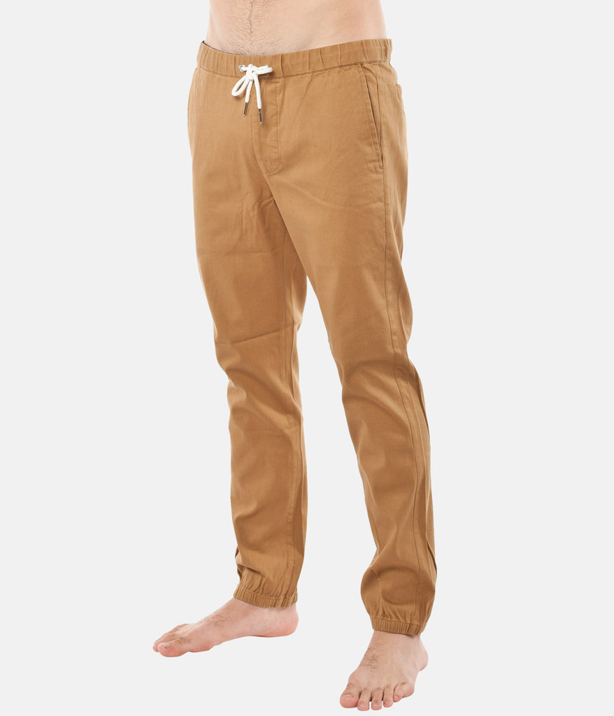 CHARLIE TRACK PANT SAND