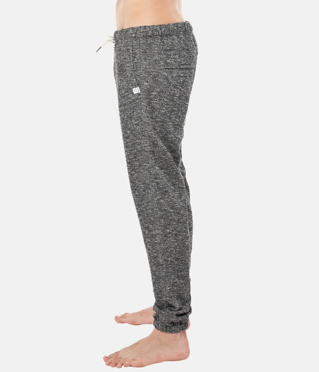 MY TRACK PANT BLACK SPECKLE