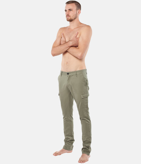 GOODWIN PANT OLIVE