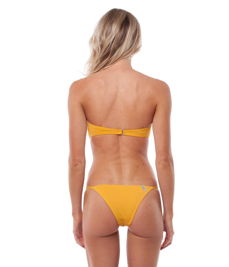 MY BANDEAU TOP MARIGOLD