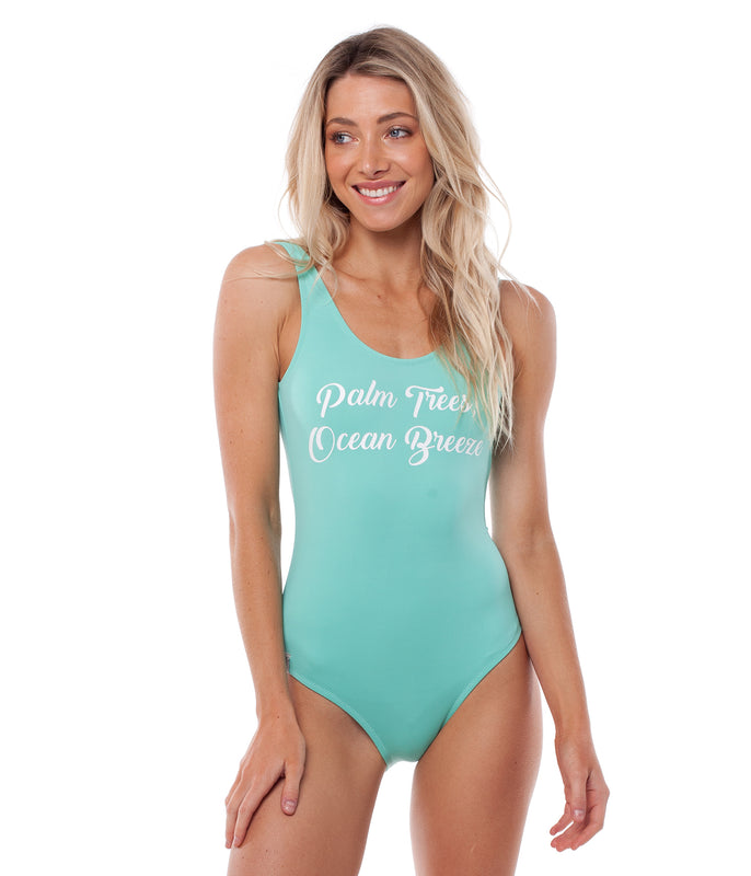 OCEAN BREEZE ONE PIECE ARUBA