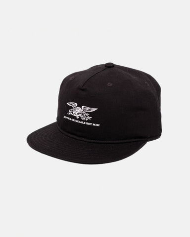 ORIGINALS CAP OLD BLACK