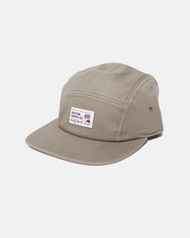 PATCH CAP DUSTED OLIVE