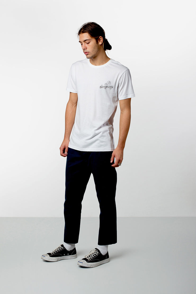 VACATION T-SHIRT WHITE
