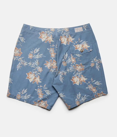 VINTAGE ALOHA TRUNK PACIFIC BLUE