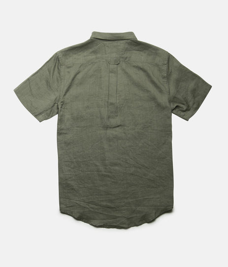 APARTMENT SS SHIRT OLIVE