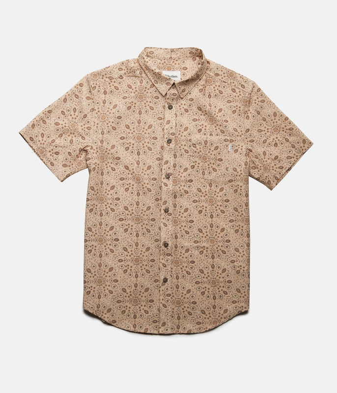 HACIENDA SS SHIRT CLAY