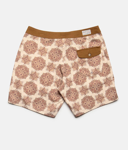 SAHARA TRUNK GOLDEN BROWN