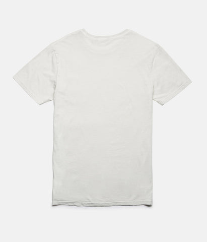 POCKET T-SHIRT OLD WHITE