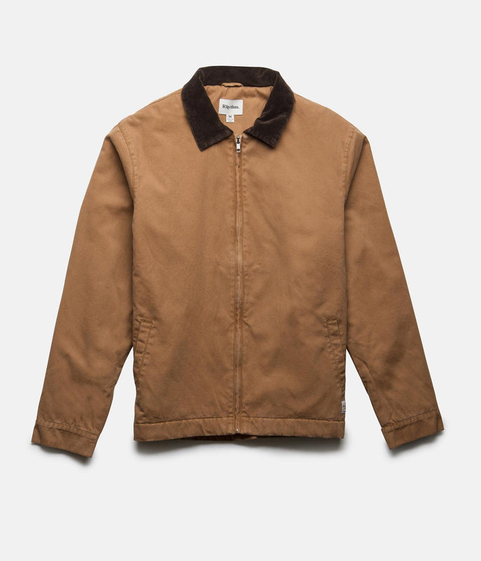 JAMES JACKET TOBACCO