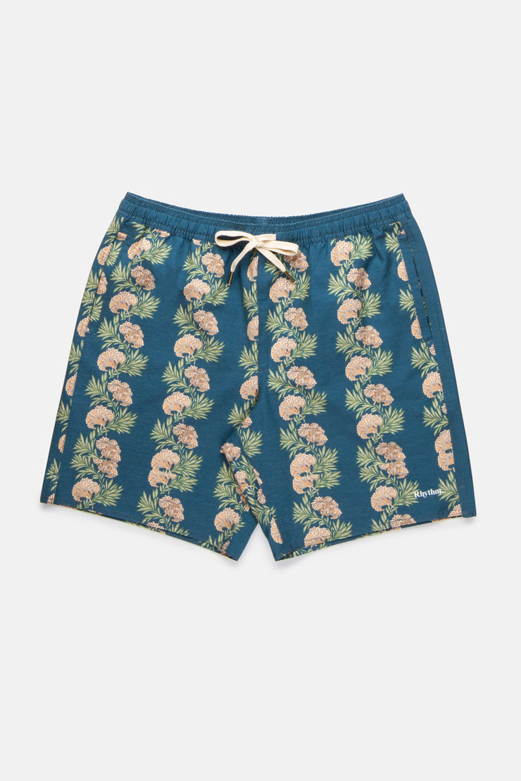 Honolulu Beach Short Pacific Blue