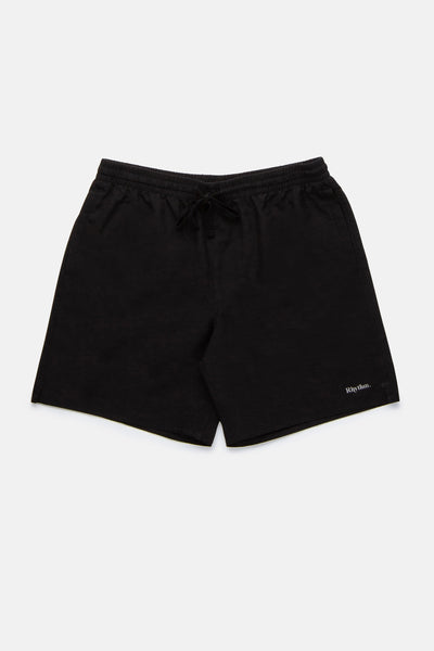 The Classic Black Beach Short Black