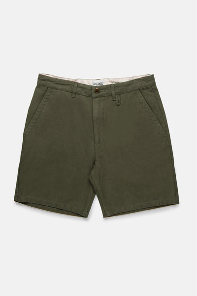 Fatigue Walkshort Deep Olive