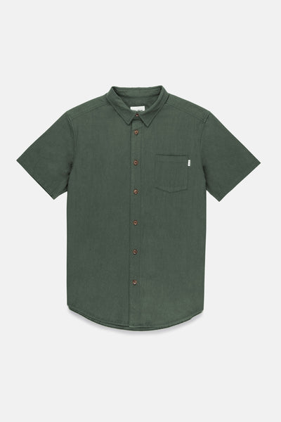 Apartment SS Shirt Teal