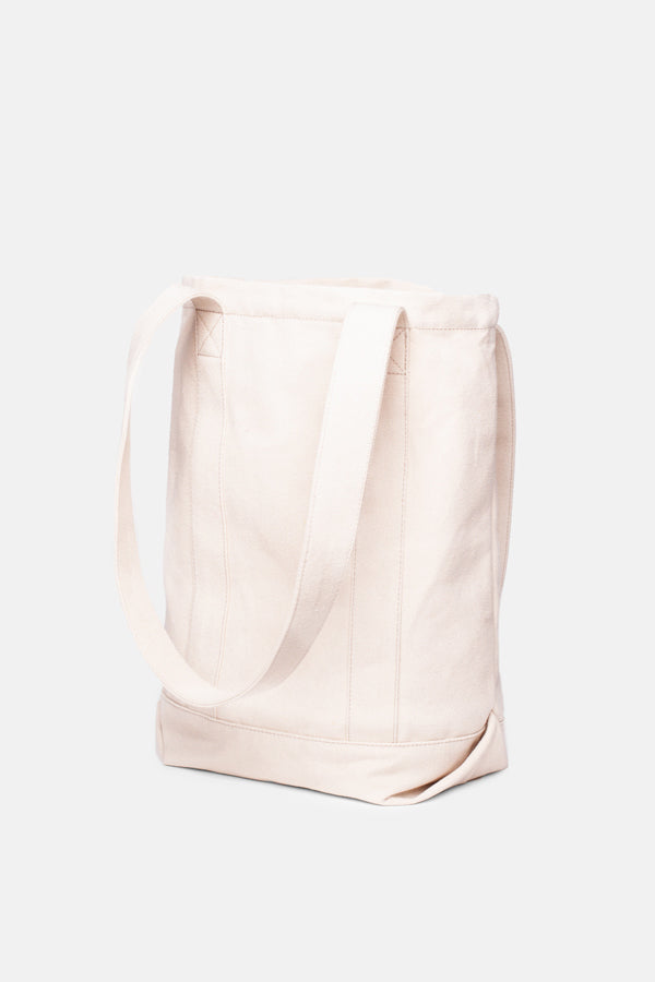 Premium Tote Bag Natural White