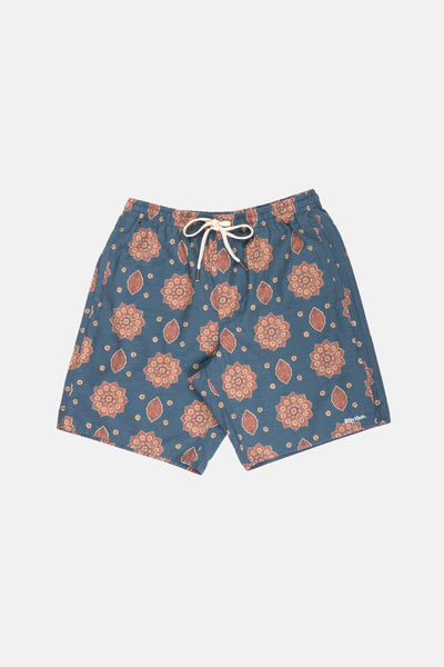 Mumbai Beach Short Navy