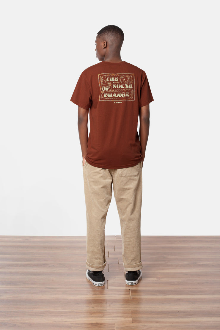 Overgrown T-Shirt Raisin