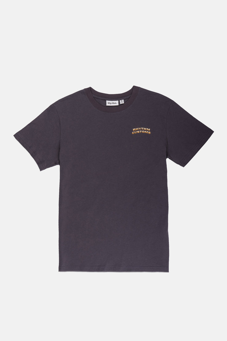 Backdoor T-Shirt Charcoal