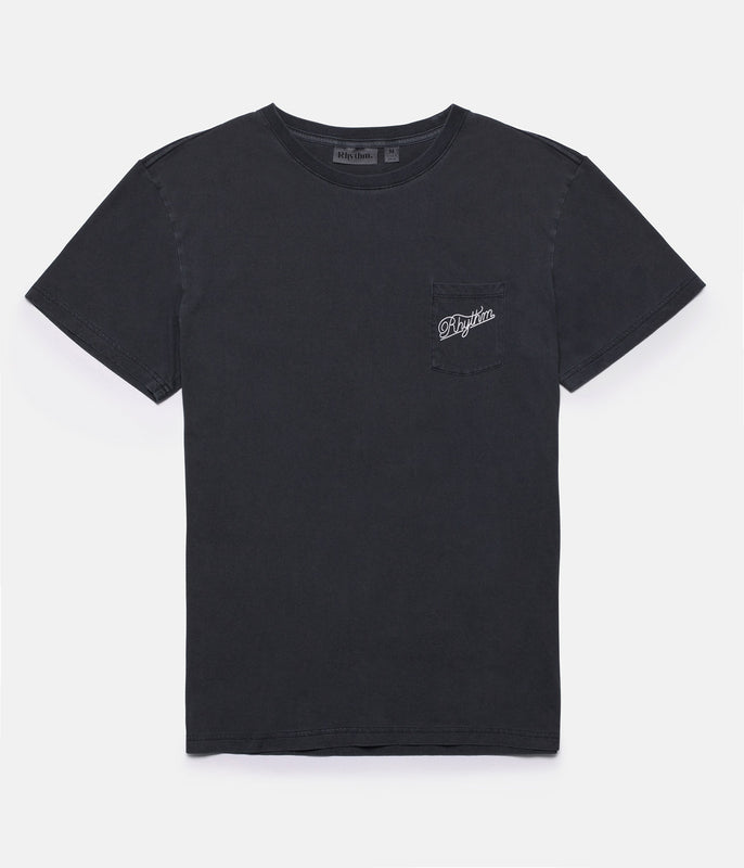 POCKET T-SHIRT INDIGO