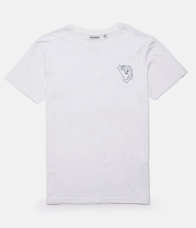 CATCH T-SHIRT WHITE