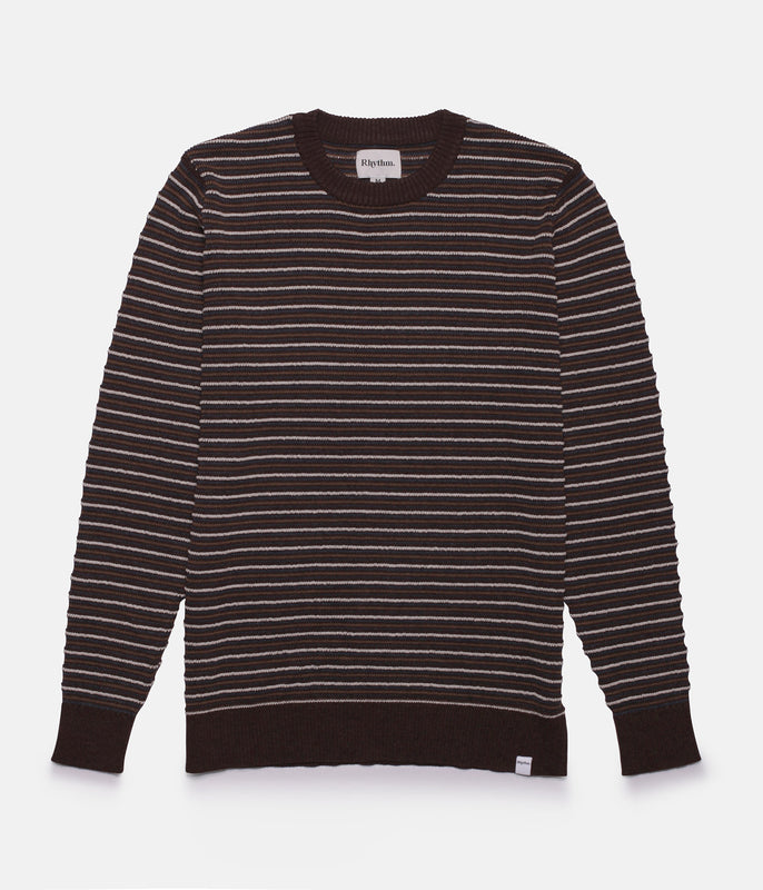 MAX KNIT BROWN