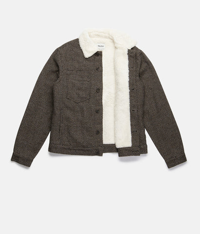 MORRIS JACKET BROWN