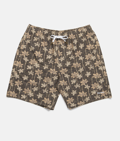 BLOSSOM BEACH SHORT VINTAGE BLACK