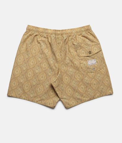 KASBAH BEACH SHORT MARIGOLD