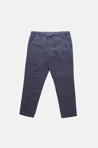 Linen Sunday Pant Navy
